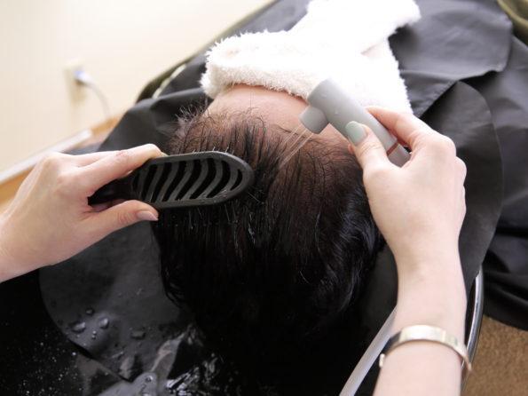 スカルプケア ヘッドスパ スカルプ 診断 頭皮 毛穴 チェック 画像診断